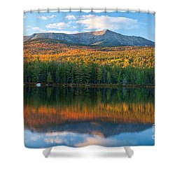Katahdin Glow Shower Curtain