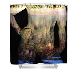 Kate Shower Curtain by Arla Patch