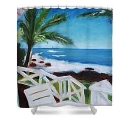 Kauai 2 Shower Curtain