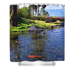 Kauai Serenity Shower Curtain