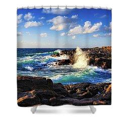 Kauai Surf Shower Curtain