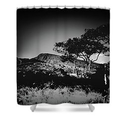 Kaupo Gap East Maui Hawaii Shower Curtain by Sharon Mau