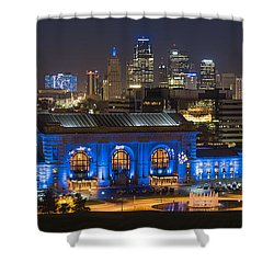 Kc Royal Skyline Shower Curtain