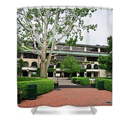 Keeneland Race Track In Lexington Shower Curtain