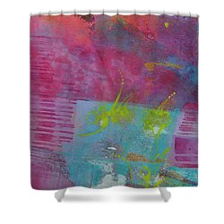 Keeper Of The Gates Shower Curtain