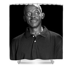 Keith Johnson  Shower Curtain