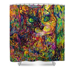 Kellogg Shower Curtain