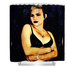 Kelsey 1 Shower Curtain
