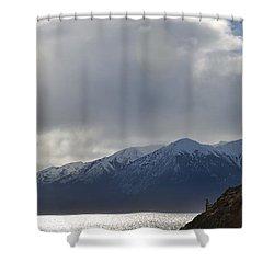 Kenai Peninsula Shower Curtain