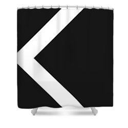 Kenaz Shower Curtain