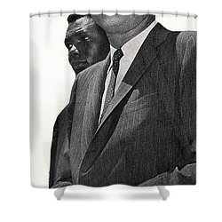 Kenndy For President Shower Curtain