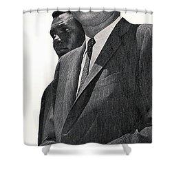 Kenndy For President Shower Curtain