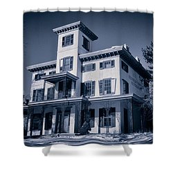 Kennedy-supplee Mansion Shower Curtain