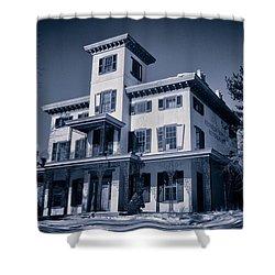 Kennedy-supplee Mansion Shower Curtain
