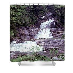 Kent Falls 1 Shower Curtain