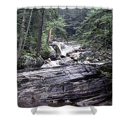 Kent Falls 2 Shower Curtain