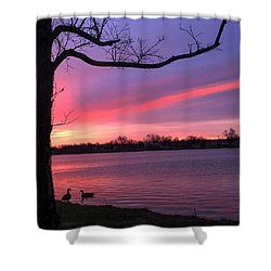 Kentucky Dawn Shower Curtain