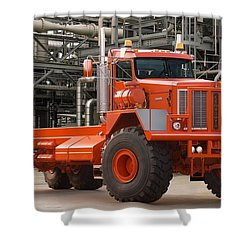 Kenworth Shower Curtain