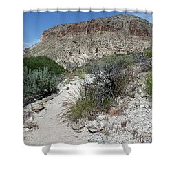 Kershaw-ryan State Park Shower Curtain by Joel Deutsch