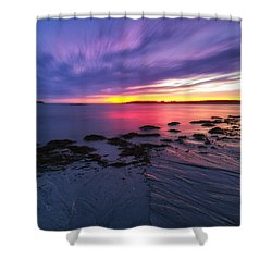 Kettle Cove Shower Curtain