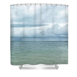 Key Largo Shower Curtain