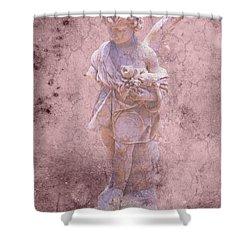 Key West Angel #2 Shower Curtain