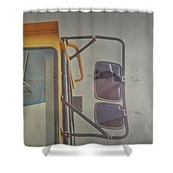 Kick Shower Curtain