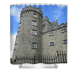 Kilkenny Castle Tower Shower Curtain