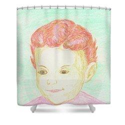 kim Shower Curtain