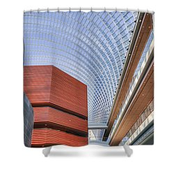 Kimmel Center For The Performing Arts Shower Curtain