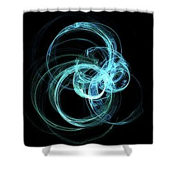 Kinetic09 Shower Curtain