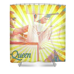 King Of Cool Shower Curtain