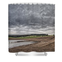 Kingdom Of Fife Shower Curtain