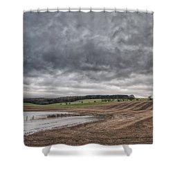 Kingdom Of Fife Shower Curtain