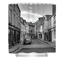 Kinsale Side Street Shower Curtain