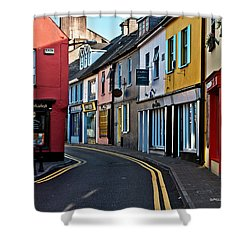 Kinsale Street Shower Curtain