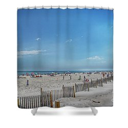 Kismet Family Fun Shower Curtain