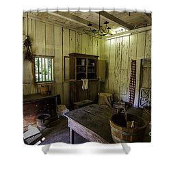 Kitchen House Three Shower Curtain