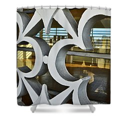 Kitsch Urban Details Shower Curtain by Carlos Alkmin