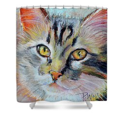 Kitters II Shower Curtain