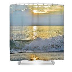 Kitty Hawk Sunrise 8/20 Shower Curtain