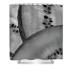Kiwi Art Shower Curtain