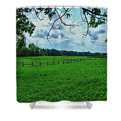 Knox Farm 1786 Shower Curtain