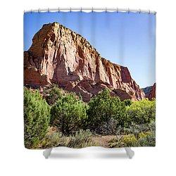 Kolab Canyons Utah Shower Curtain