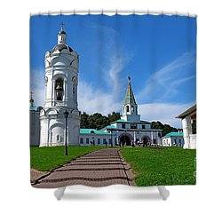 Kolomenskoye Shower Curtain