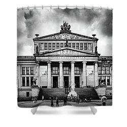 Konzerthaus Berlin Shower Curtain