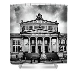 Konzerthaus Berlin Shower Curtain