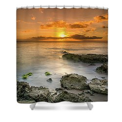 Koolina Sunset At The Cove Shower Curtain