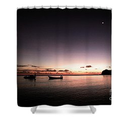 Korovou Island Fiji Shower Curtain