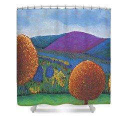 Kripalu Autumn Shower Curtain